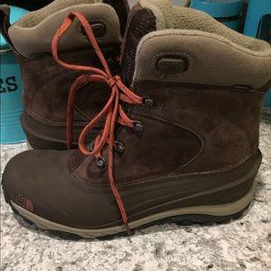 Men's NorthFace Boots